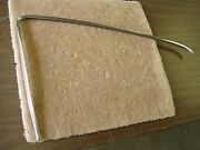 Nos Oem 1967 1968 Ford Mustang + Shelby Fastback Window Frame For Door Glass