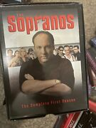 The Sopranos - The Complete Series Dvd, 2018 Season 1-6 Part 1 And 2
