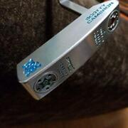 Scotty Cameron Laguna 2 Custom Loft 4 Shaft 34 Inches Menand039s Putter Used Silver
