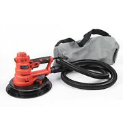 Adjustable Speed Electric Drywall Sander With Vacuum And 360 Degree Led Lig