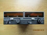 King Kx-155 Nav/com With G/s 069-1024-42 14v Gs Fresh From Repair And Tune-up