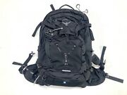 ✅ Osprey Manta Menand039s 24 Liter Hydrating Backpack With Bladder And Rain Cover Black