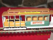 Ho Powered San Francisco Cable Car, Bachmann In Ob Item T20