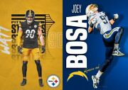 Pittsburgh Steelers Vs Los Angeles Chargers - 2 Tickets