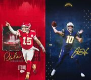 Kansas City Chiefs Vs Los Angeles Chargers - 2 Tickets
