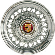 Cadillac Wire Wheels For 1956 And Older Cars Except 1950, 1951, 1952 15x6 Inches