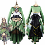 Pretty Derby Satono Diamond Cosplay Carnival Suit Costume Outfits Halloween