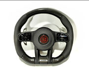 Mb W222 W463a G63 S-class Steering Wheel Leather Carbon