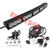 22and039and039inch Led Work Light Bar Spot Flood Combo Offroad 4x4wd Ford Truck Atv Ute 24