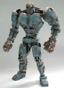 Real Steel Ambush Movie Figure 1/6 Scale Eyes Light Up Three A 2012 Abs And Pvc