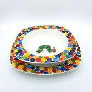 Portmeirion The Very Hungry Caterpillar 2 Piece Set - The World Of Eric Carle