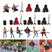 164 Mini Singer Figure People Model Sand Table Layout Scenery For Matchbox