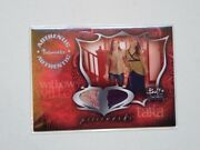 Buffy Connections Pwc3 Pieceworks Costume Card Alyson Hannigan Amber Benson 5