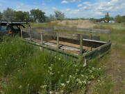 Military Army Truck Cargo Bed 2 1/2 2.5 Ton Duece 6x6 M35