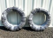 Firestone Gum Dipped 4 Ply Tires 4.75/5.00-20 Tubes Flaps And Tubes Included New