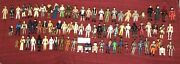 80 Different Vintage Star Wars Action Figures 1977 To 1984 First 80
