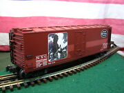 K-line K762-7482 Nyc New York Central O Scale Art Deco Wood Sided Reefer