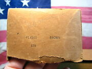 Vintage Lionel 6457 Caboose Very Unusual And Different Box And Packing Liner Piec