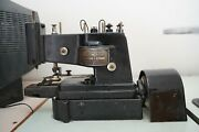 Sewing Machines Adamson Style 136/16 No 5038 And Singer 71-30 No D797167