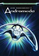 Andromeda The Complete Andromeda Dvd Kevin Sorbo New