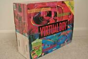 Rare New Nintendo 3d Virtual Boy Vb Game System Warranty Card Matching Numbers