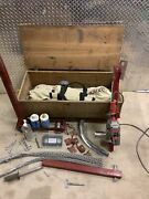 Maxis Pull-it 3000x Cable Puller Tugger W/ Bag And Box Wire Nice Ed4u 8259