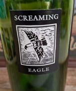 Screaming Eagle 2012 California Cult Wine Empty Bottle From Japan