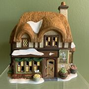 Dept 56 Green Grocer 808856 Dickensand039 Village 25 Years Of Heritage