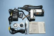 Sony Cybershot Dsc F717 Excellent Condition Tested