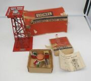 Lionel No 394 Rotary Beacon Red Metal
