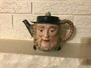 Vintage Beswick Dickens Peggotty Character Toby Teapot 1.116
