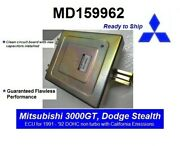 Md159962 3000gt Dodge Stealth Ecu Perfect Condition Inside