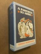 A Farewell To Arms Ernest Hemingway First Edition Library 1957 Mint Sealed Rare