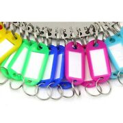 Key Rings Craft Projects Bag Gear Fishing Stainless Steel Round Double