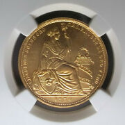 Peru - 1950 - 50 Soles Gold - Ngc Ms63 - First Year Of Issue - G50s - Km-230
