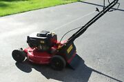 Toro Commercial 21 Variable Speed Self-propelled Lawn Mower Model 22290