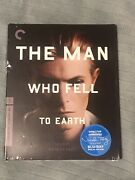 The Man Who Fell To Earth Blu-ray Disc, 2008, Criterion Read Description