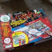 Leapfrog Leappad Learning System Spiderman Edition Narrated Stan Lee Marvel New