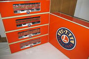 Lionel 6-25506 Southern Pacific Heavyweight Passenger Car 4 Pk Sound In Diner