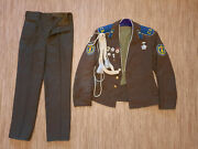 Rare Military Soviet Uniform Vdv Special Forces Russian Army Ussr Afghanistan