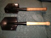 Soviet Russian Army Military Small Steel Sapper Special Forces Surplus Shovel