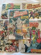 West Coast Avengers Lot Of Five - 18 - 22 - 28 - 37 - Annual 4 - Marvel