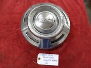 """1 1967-1972 Ford F250 Stainless Steel Dogdish Poverty Hubcap 12"""" Wheel Covers"""