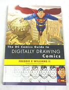The Dc Comics Guide To Digitally Drawing Comics 2009 | Pre-owned
