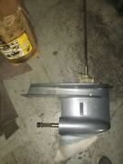 Yamaha 115hp 4 Stroke Outboard Lower Unit With 25 Shaft