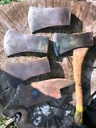 Vintage Walters Axe Heads