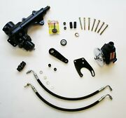 Power Steering Conversion Kit- Fits 65 Thru 77 Ford F-100 150 250 350 2wd