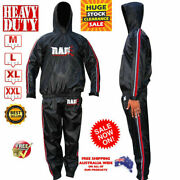 Best Sauna Track Sweat Suit For Fight Weight Loss Men Women Mma Boxing Body Shap