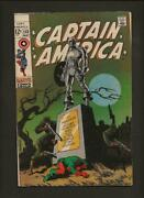 Captain America 113 Fn- 5.5 High Definition Scans