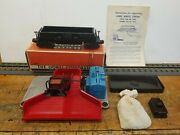 Genuine Lionel Post War 397 Coal Loader Outfit, 3469 Automatic Dump Car. Nice..